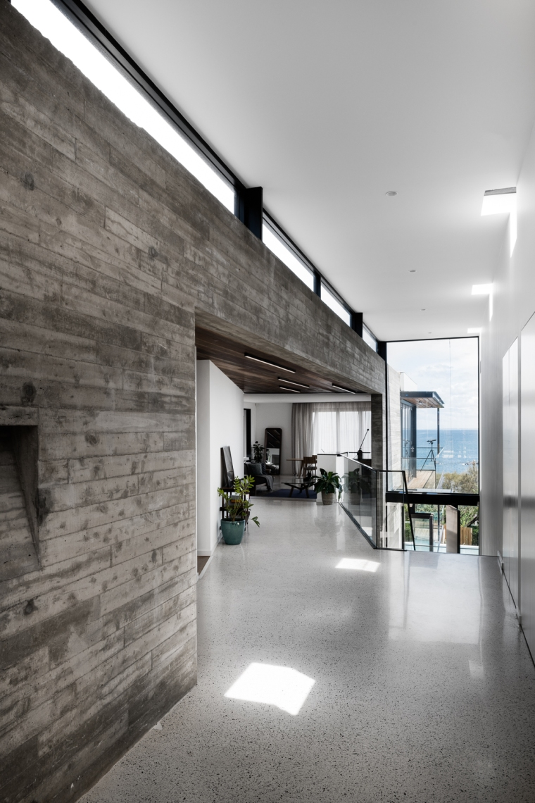 Two Angle House by Megowan Architectural -5
