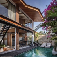 Beyond Bespoke Villas, new Boutique Hotel in Seminyak, Bali designed by Biombo Architecture and Interiors